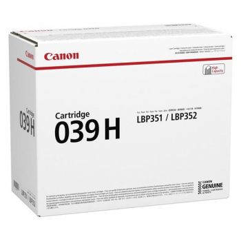 Canon Original Toner CRG 039H black 25 000 pages B-box