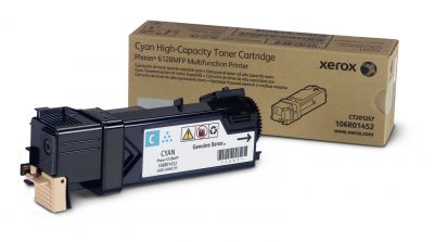 Xerox Original Toner 106R01456 cyan 2 500 pages