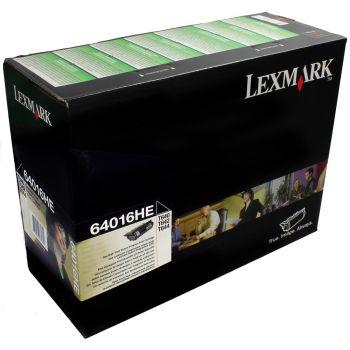 Lexmark originálny toner 64016HE black (čierna) 21 000 strán B-box