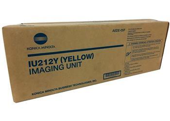 Konica Minolta originálna zobrazovacia jednotka IU212Y A0DE05F yellow (žltá) 45 000 strán