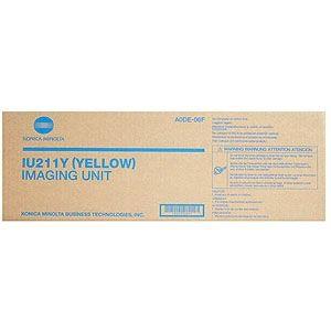 Konica Minolta originálna zobrazovacia jednotka IU211Y A0DE06F yellow (žltá) 55 000 strán