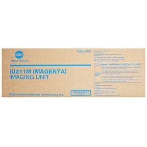Konica Minolta originálna zobrazovacia jednotka IU211M A0DE0CF magenta (purpurová) 55 000 strán