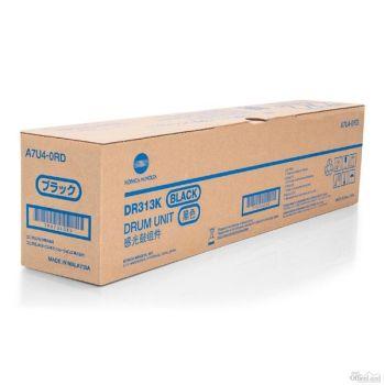 Konica Minolta Original OPC Drum DR313K A7U40RD black 150 000 pages