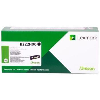Lexmark Original Toner B222H00 black 3 000 pages