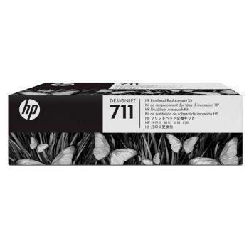 HP Original Printhead Replacement Kit C1Q10A / HP 711