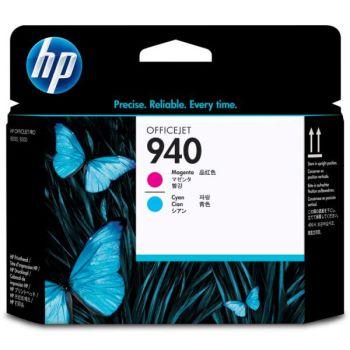 HP originálna tlačová hlava C4901A / HP 940 cyan (azúrová) / magenta (purpurová)