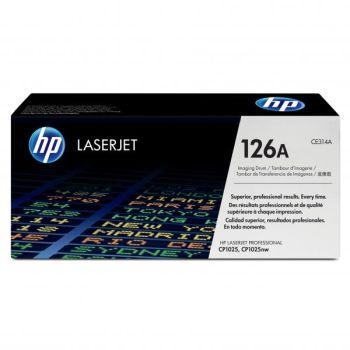 HP originálny optický valec CE314A / 126A 14 000 black (čiernych) / 7000 color (farebných) strán