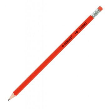 Ceruzka Q-Connect s gumou tvrdosť HB 12ks