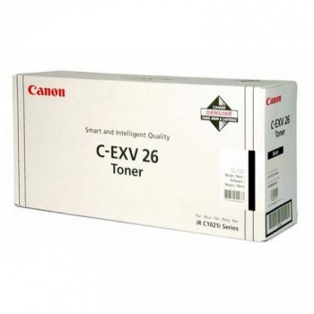 Canon originálny toner C-EXV 26 black (čierna) 6 000 strán