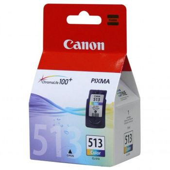 Canon originálna náplň CL-513 2971B001 color (farebná) 13 ml 350 strán