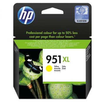 HP Original Inkjet CN048AE / HP 951XL yellow 24ml 1 500 pages