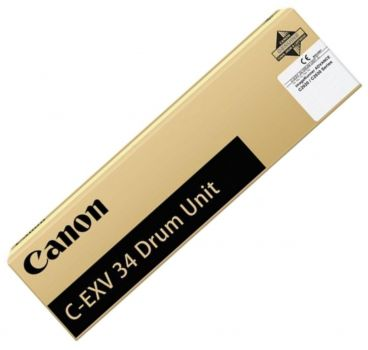 Canon originálny optický valec C-EXV 34 black (čierna) 43 000 / 61 000 strán
