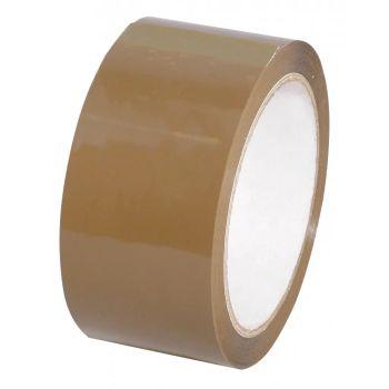 Baliaca páska 48 mm x 66 m hnedá