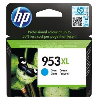 HP Original Inkjet F6U16AE / HP 953XL cyan 20ml 1 600 pages