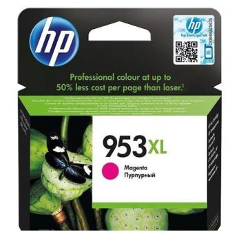 HP Original Injet F6U17AE / HP 953XL magenta 20ml 1 600 pages