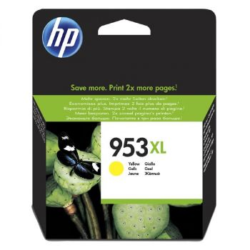 HP Original Inkjet F6U18AE / HP 953XL yellow 20ml 1 600 pages
