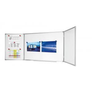 Skladacia tabuľa Legamaster 90 x 120 cm