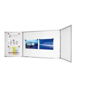 Skladacia tabuľa Legamaster 100 x 200 cm