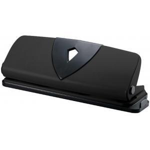 Dierovačka Q-Connect KF01238 na 16 listov čierna
