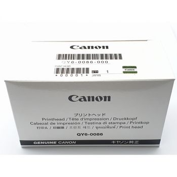 Canon Original Printhead QY6-0086-000 black